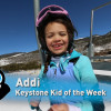 Addi Shows Off What She Learned at Camp Keystone!