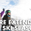 Exciting News: We're Extending The Season Due To Record Breaking Snow!