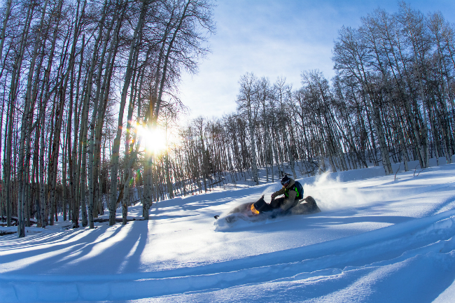 Snowmobile Blog 1