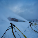 Snowmaking Is Underway!
