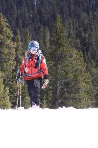ski patrol no dog
