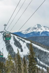 The Outpost Gondola starts spinning on Thursday with access to The Outback!
