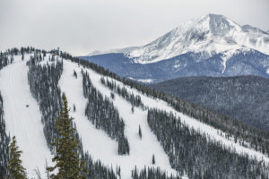 North Peak will open for skiing and riding by the weekend.
