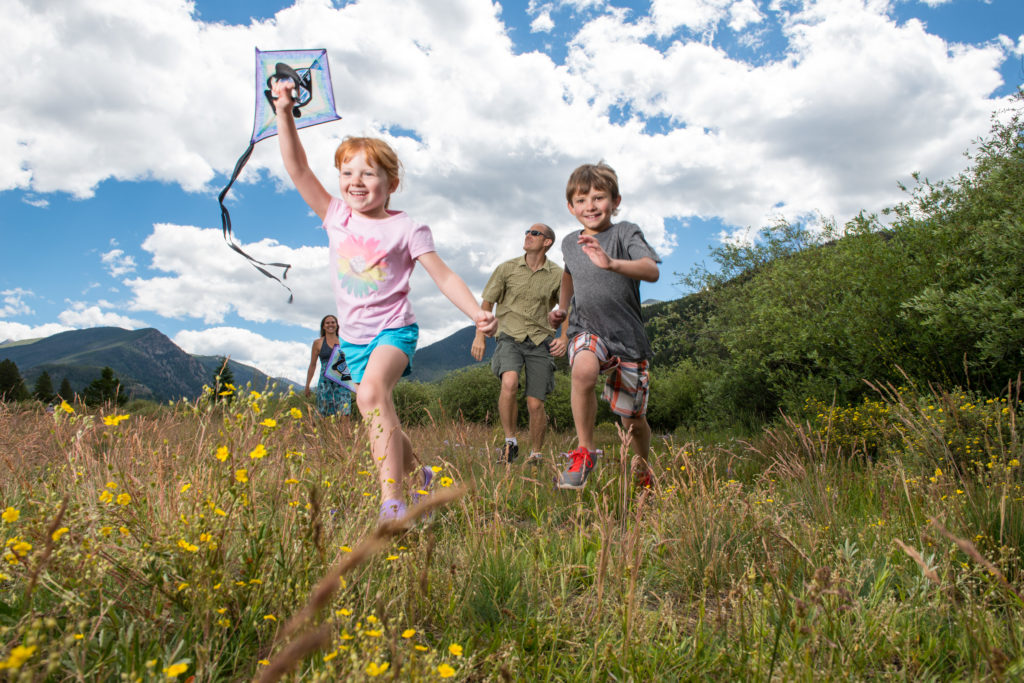 Go Fly A Kite, Summer Programs, Kidtopia, Keystone Resort, Colorado